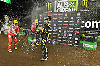 SX2 / Jay Wilson <br /> Monster Energy Aus-XOpen<br /> Supercross &amp; FMX International<br /> Qudos Bank Arena, Olympic Park NSW<br /> Sydney AUS Sunday 12  November 2017. <br /> &copy; Sport the library / Jeff Crow