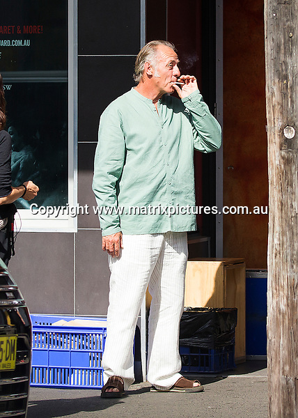 21 APRIL 2016 SYDNEY AUSTRALIA<br />