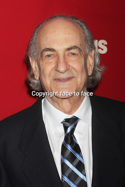 """Playwright Lyle Kessler attending the opening night party for """"Orphans"""" at ESPACE in New York, 18.04.2013..Credit: Rolf Mueller/face to face"""