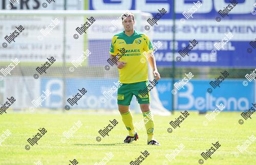 2012-07-22 / Voetbal / seizoen 2012-2013 / Witgoor Dessel / Sven Verdonck..Foto: Mpics.be