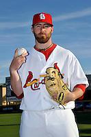 Mar 01, 2010; Jupiter, FL, USA; St. Louis Cardinals pitcher Jason Motte (60) during  photoday at Roger Dean Stadium. Mandatory Credit: Tomasso De Rosa/ Four Seam Images