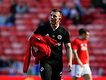 Adam Geelan assistant kit man during the Championship match at the Stadium of Light, Sunderland. Picture date 9th September 2017. Picture credit should read: Simon Bellis/Sportimage