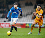 Josh Windass and Carl McHugh