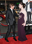 Zac Efron & Michelle Trachtenberg at The Newline Cinema & Warner Brothers L.A. Premiere of 17 Again held at The Grauman's Chinese Theatre in Hollywood, California on April 14,2009                                                                     Copyright 2009 RockinExposures