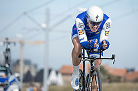 Marcel Kittel (GER/Quick Step Floors) <br /> <br /> 3 Days of De Panne 2017<br /> afternoon stage 3b: ITT De Panne-De Panne (14,2km)