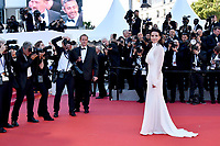 www.acepixs.com<br /> <br /> May 19 2017, Cannes<br /> <br /> Juliette Binoche arriving at the 'Okja' screening during the 70th annual Cannes Film Festival at Palais des Festivals on May 19, 2017 in Cannes, France. <br /> <br /> <br /> By Line: Famous/ACE Pictures<br /> <br /> <br /> ACE Pictures Inc<br /> Tel: 6467670430<br /> Email: info@acepixs.com<br /> www.acepixs.com
