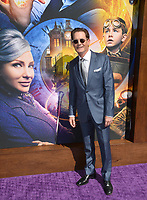 """LOS ANGELES, CA. September 16, 2018: Kyle MacLachlan at the premiere for """"The House With A Clock In Its Walls"""" at TCL Chinese Theatre.<br /> Picture: Paul Smith/Featureflash"""