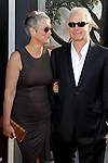 JAMIE LEE CURTIS, CHRISTOPHER GUEST.arrives to the Los Angeles Premiere of 'Flipped,' at the Cinerama Dome/Arclight Theater. Hollywood, CA, USA.July 26, 2010. ©CelphImage