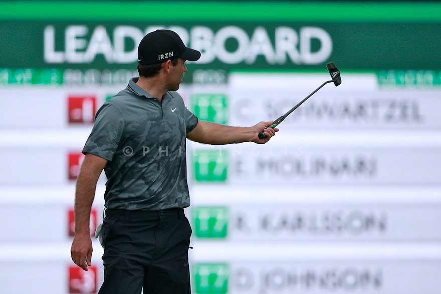Charl SCHWARTZEL (RSA) in action during the third round of the 143rd Open Championship played at Royal Liverpool Golf Club, Hoylake, Wirral, England. 17 - 20 July 2014 (Picture Credit / Phil Inglis)
