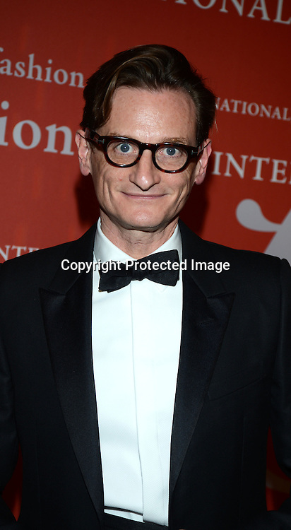 Hamish Bowles attends the Fashion Group International's Night of Stars Gala on October 22, 2013 at Cipriani Wall Street in New York City.
