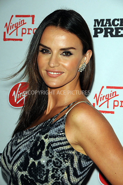 WWW.ACEPIXS.COM . . . . .  ....September 21 2011, LA....Actress Ana Alexander arriving at the 'Machine Gun Preacher' premiere at the Academy of Television Arts & Sciences on September 21, 2011 in Beverly Hills, California.....Please byline: PETER WEST - ACE PICTURES.... *** ***..Ace Pictures, Inc:  ..Philip Vaughan (212) 243-8787 or (646) 679 0430..e-mail: info@acepixs.com..web: http://www.acepixs.com
