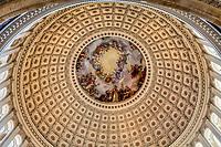 Rotunda US Capitol Washington DC Architecture