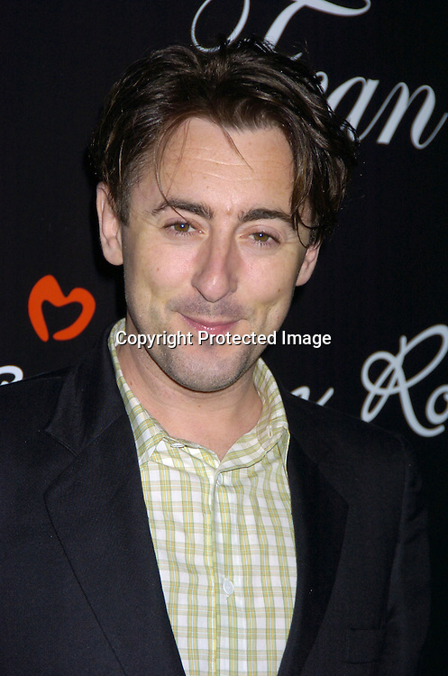 "Alan Cumming..at The Premiere Party for ""Living with Fran""  sponsored by ..Pureromance.com on April 8, 2005 at Cain Lounge. ..Photo by Robin Platzer, Twin Images"