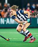 BLOEMENDAAL  - Hockey -  finale KNHB Gold Cup dames, Bloemendaal-HDM . Bloemendaal wint na shoot outs. Pien van Nes (HDM) . COPYRIGHT KOEN SUYK