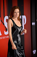 "LOS ANGELES, USA. October 30, 2019: Rebecca Ferguson at the US premiere of ""Doctor Sleep"" at the Regency Village Theatre.<br /> Picture: Paul Smith/Featureflash"