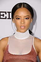 28 September  2017 - Beverly Hills, California - Serayah McNeill. 2017 Men's Fitness Game Changers held at Club James of the Goldstein Private Residence in Beverly Hills. Photo Credit: Birdie Thompson/AdMedia