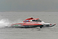 "Claude Bergeron, GP-444 ""GP Valleyfield"", Grand Prix class hydroplane(s).Syracuse Hydrofest, Onondaga Lake, Syracuse, NY.20/21 June, 2009, Dayton, OH USA..©F. Peirce Williams 2009 USA.F.Peirce Williams.photography.ref: RAW (.NEF) File Available"