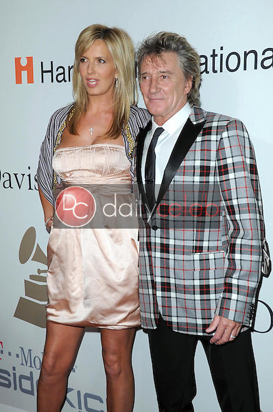 Penny Lancaster and Rod Stewart<br />at the Salute To Icons Clive Davis Pre-Grammy Gala. Beverly Hilton Hotel, Beverly Hills, CA. 02-07-09<br />Dave Edwards/DailyCeleb.com 818-249-4998