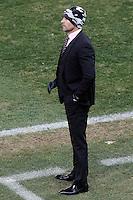 Rayo Vallecano's coach Paco Jemez during La Liga match.January 24,2015. (ALTERPHOTOS/Acero) /NortePhoto<br /> NortePhoto.com