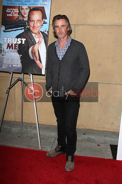 Sam Trammell<br /> at the &quot;Trust Me&quot; Special Screening, Egyptian Theater, Hollywood, CA 05-22-14<br /> David Edwards/DailyCeleb.Com 818-249-4998