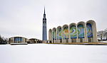Feb 9, 2011 snow in Huntsville, AL. (Bob Gathany Photographer)