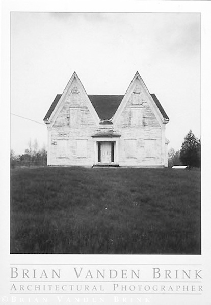 ABANDONED HOUSE<br /> North Jay, Maine © Brian Vanden Brink, 1997