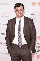 Simon Bird arriving for the Moet British Independent Film Awards 2014, London. 07/12/2014 Picture by: Alexandra Glen / Featureflash