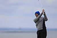 Seamus Cullen (Slieve Russell) during the first round of matchplay at the 2018 West of Ireland, in Co Sligo Golf Club, Rosses Point, Sligo, Co Sligo, Ireland. 01/04/2018.<br /> Picture: Golffile | Fran Caffrey<br /> <br /> <br /> All photo usage must carry mandatory copyright credit (&copy; Golffile | Fran Caffrey)