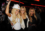 HOLLYWOOD, CA. - October 21: Bridget Marquardt, Ashley Roberts and Aubrey O'Day arrive at the Hard Rock Cafe - Hollywood - Grand Opening on October 21, 2010 in Hollywood, California.