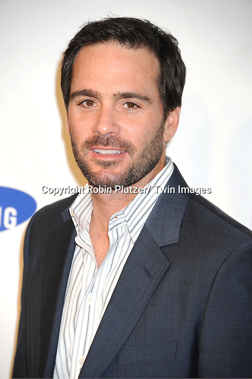 Jimmie Johnson attending the Samsung Hope For Children Gala at Cipriani .Wall Street on June 7, 2011 in New York City.