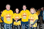 Darkness into Light: Attending the Darkness into Light fund raiser at the race course in Listowel on Saturday morning last were John Hennessy, Catherine & Sean Heaphy & Mary Hennessy.