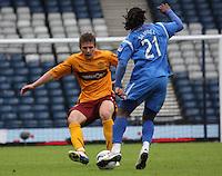 Shaun Hutchinson closes down Collin Samuel
