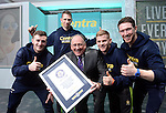 Centra Guinness World Record 2017