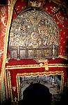 Bethlehem,the Altar of the Nativity at the Church of the Nativity&#xA;<br />
