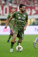 27th October 2019; Olympic Grande Torino Stadium, Turin, Piedmont, Italy; Serie A Football, Torino versus Cagliari; Luca Cigarini of Cagliari on the ball - Editorial Use