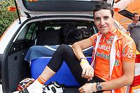 Igor Anton during the second day of rest of La Vuelta 2012.September 4,2012. (ALTERPHOTOS/Paola Otero) /NortePhoto.com<br /> <br /> **CREDITO*OBLIGATORIO** *No*Venta*A*Terceros*<br /> *No*Sale*So*third* ***No*Se*Permite*Hacer Archivo***No*Sale*So*third