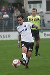 Sandhausen 19.04.2008, Boris Kolb (SV Sandhausen) in der Regionalliga S&uuml;d 2007/08 SV Sandhausen 1916 - FC Ingolstadt 04<br /> <br /> Foto &copy; Rhein-Neckar-Picture *** Foto ist honorarpflichtig! *** Auf Anfrage in h&ouml;herer Qualit&auml;t/Aufl&ouml;sung. Belegexemplar erbeten.
