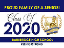 2019-2020 GRADUATION YARD SIGNS