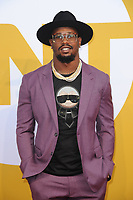 www.acepixs.com<br /> June 26, 2017  New York City<br /> <br /> Von Miller attending the 2017 NBA Awards live on TNT on June 26, 2017 in New York City.<br /> <br /> Credit: Kristin Callahan/ACE Pictures<br /> <br /> <br /> Tel: 646 769 0430<br /> Email: info@acepixs.com