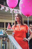 Tatiana Brunetti attends the Mari Vanna LA One-Year Anniversary Party.