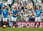 29.04.18 Celtic v Rangers: James Tavernier raging after Celtic goal no 4