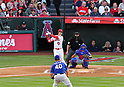 MLB: Los Angeles Angels Shohei Ohtani plays against Texas Rangers