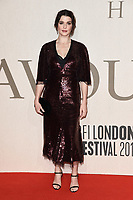 "Rachel Weisz<br /> London Film Festival screening of ""The Favourite"" at the BFI South Bank, London<br /> <br /> ©Ash Knotek  D3448  18/10/2018"