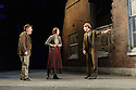 THE PLOUGH AND THE STARS opens at the National Theatre. Directed by Howard Davies and Jeremy Herrin, with design by Vicki Mortimer. Picture shows: Stephen Kennedy (Fluther Good), Josie Walker (Mrs Gogan), Tom Vaughan-Lawlor (The Covey)