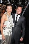 "BEVERLY HILLS, CA. - December 08: Maggie Gyllenhaal and Scott Cooper arrive at the ""Crazy Heart"" Los Angeles Premiere at the Academy of Motion Picture Arts & Sciences on December 8, 2009 in Los Angeles, California."