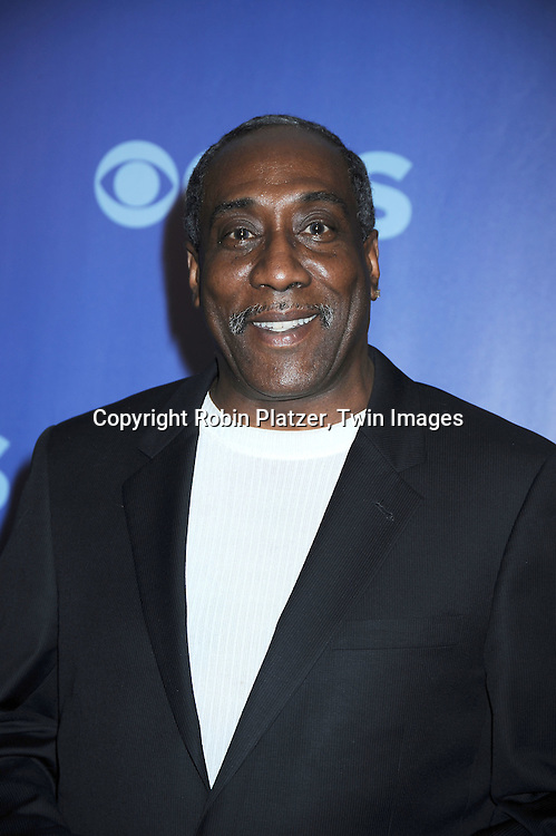 "Harold Dow of ""48 Hours"" attending the CBS Network 2010 Upfront on May 19, 2010 at Lincoln Center in New York city."