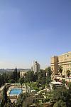 Israel, Jerusalem, the King David hotel