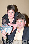 NEW CD: Eddie Lee and Catriona OSullivan who launched their new CD Perfect Match in the Killarney Heights Hotel last Friday night..