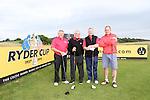 Gareth Edwards Golf Day 2013