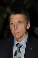 Montreal, CANADA - Feb 2 - Pierre Desrochers, Chairman of the Executive Committee, Montreal